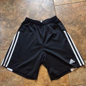 Adidas Youth Climalite Athletic Shorts